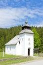 Kostol v Vychylovke