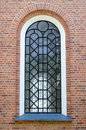 Church window a shot of a details Royalty Free Stock Image