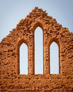 Church Windows Royalty Free Stock Photo