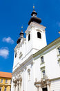 Church in Znojmo Stock Photography