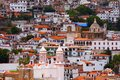 Churches in taxco, guerrero I Royalty Free Stock Photo