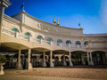 Churchill Downs Kentucky Derby Entrance Royalty Free Stock Photo