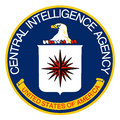 CIA Logo Royalty Free Stock Photo