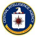 CIA Logo Royalty Free Stock Photo