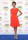 Ciara bravo los angeles ca august at the teen choice awards at the shrine auditorium Stock Photo