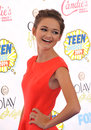 Ciara bravo los angeles ca august at the teen choice awards at the shrine auditorium Stock Photos