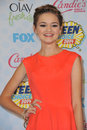 Ciara bravo los angeles ca august at the teen choice awards at the shrine auditorium Royalty Free Stock Images