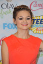Ciara bravo los angeles ca august at the teen choice awards at the shrine auditorium Royalty Free Stock Photography