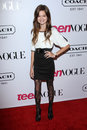 Ciara bravo at the th annual teen vogue young hollywood party paramount studios hollywood ca Stock Image