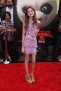 Ciara ciara bravo at the kung fu panda film premiere chinese theater hollywood ca Stock Photo