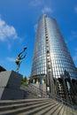 Cibona Tower, Zagreb Royalty Free Stock Photo