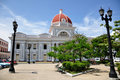 Cienfuegos city hall Royalty Free Stock Photo