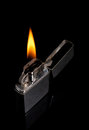 Cigarette lighter Royalty Free Stock Photography