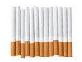 Cigarettes Stock Photos