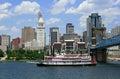 Cincinnati, Ohio Royalty Free Stock Photo
