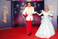 Cinderella and Prince Charming Royalty Free Stock Image