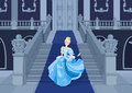 Cinderella Runs Away