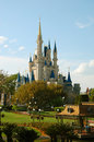 Cinderella s castle cincerella of disney magic kingdom in orlando florida Stock Photos