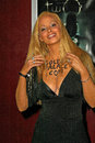 Cindy margolis at the vip screening of the ring two arclight hollywood hollywood ca Royalty Free Stock Photo