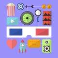 Cinema Movie Entertainment Fla...