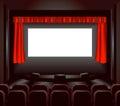 Kino obrazovka