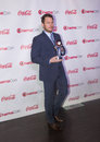 Cinemacon the big screen achievement awards las vegas march breakthrough performer of year award winner actor chris pratt arrives Royalty Free Stock Images