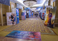 Cinemacon las vegas march general trade show atmosphere at the official convention of the national association of theatre owners Royalty Free Stock Photos