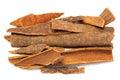 Cinnamomum camphora or Cinnamon bark Royalty Free Stock Photo