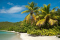 Cinnamon Bay - St John Stock Images