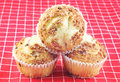 Cinnamon Muffins Royalty Free Stock Images