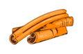 Cinnamon sticks seasoning isolated on white background hand drawn aromatic spice food and seasoning aniseed aroma