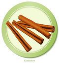 Cinnamon Sticks Spice Royalty Free Stock Photos