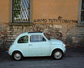The cinquecento Stock Photo