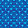 Circle light seamless pattern eps illustration of symmetry half blue bright this file info version illustrator document inches Royalty Free Stock Image