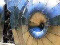 Circle Metal Royalty Free Stock Images