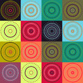 Circle pastel color background in Stock Photography