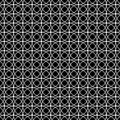 Circle pattern black and white background