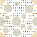 Circle pattern modern stylish texture repeating spiral abstract background for wallpaper Royalty Free Stock Image