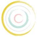 Circles Brush Pastel