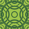 Circles seamless pattern. Stock Photography