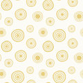 Circles seamless pop background Royalty Free Stock Photo