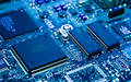 Stock Photos Circuit board