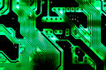 Circuit board Background II Royalty Free Stock Photography