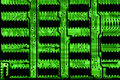 Circuit board computers electronics items Stock Image