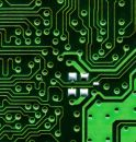 Circuit boards Royalty Free Stock Image