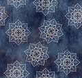 Circular pattern in form of mandala, pattern