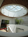 Circular Skylight Stock Photos