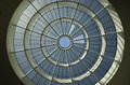Circular Skylight Royalty Free Stock Photo
