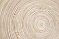 Circular wood texture