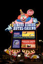 Circus Circus Hotel and Casino in Las Vegas Stock Photography